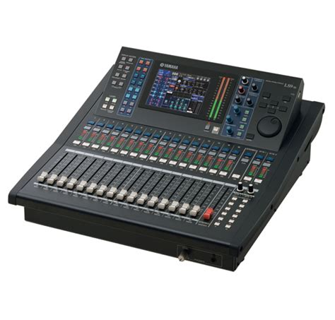 Mixer Yamaha 4 Channel digital mixing consoles digital mixing consoles yamaha digital mixer ls916 32 channel 4