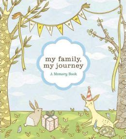 my family my journey a baby book for adoptive families