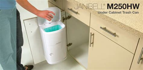 under cabinet trash can with lid ? Home Decor