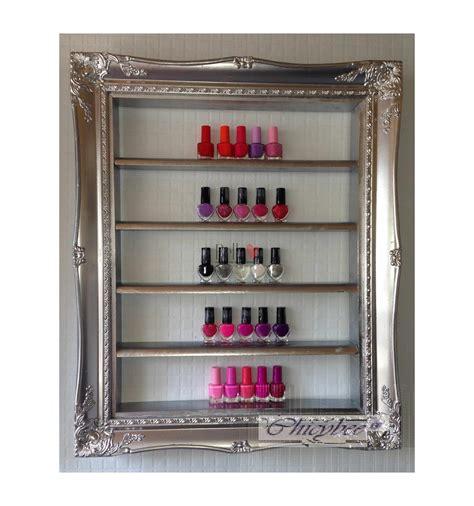 Nail Display by Silver Baroque Nail Display For Salon Nail