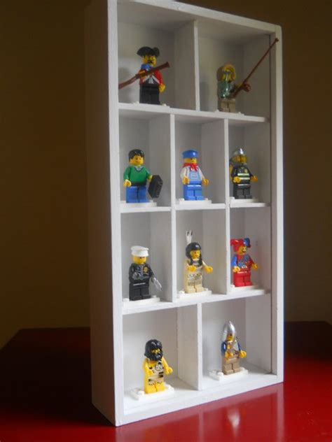 figure display shelves 103 best lego mini figures images on legos