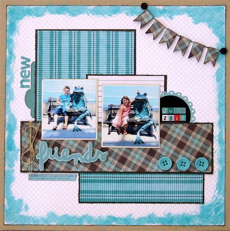 scrapbook layout for friends image result for scrapbooking layouts scrappy stuff