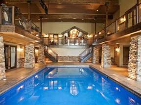 Indoor Pool House Tricked Out Mansions Showcasing Luxury Houses Superb