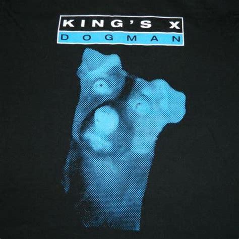 vintage kings  dogman    shirt