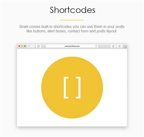 template shortcode brakt template tips and tricks