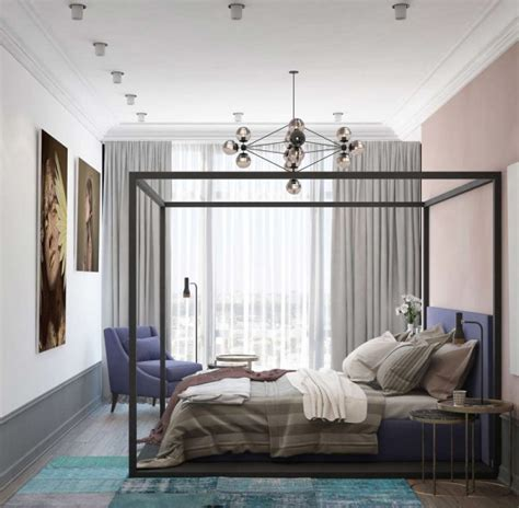 mauve home decor a pair of modern homes with distinctively bright color