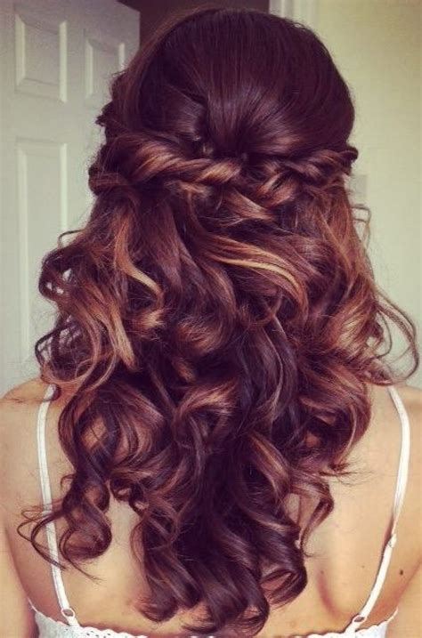 hairstyles curly hair prom 23 gorgeous bridal hairstyles for curly hair wedding