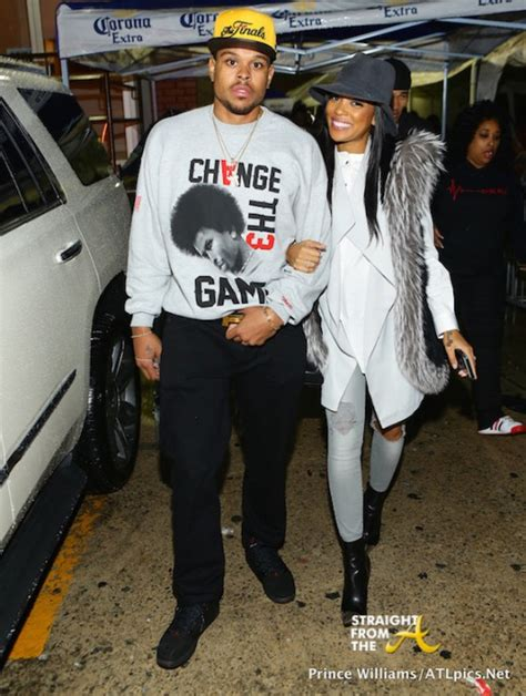 monica and shannon brown house club shots fabolous monica shannon brown more at compound photos