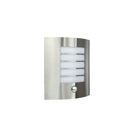 Outdoor Wall Lights With Pir Oslo Wall Light With Pir