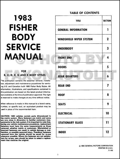 car owners manuals free downloads 1985 pontiac 1000 seat position control 1985 pontiac parisienne service manual download 1985 pontiac parisienne ebay 1985 pontiac