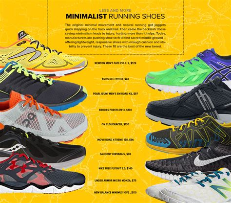 top minimalist running shoes 10 best minimalist running shoes of 2014 gear patrol