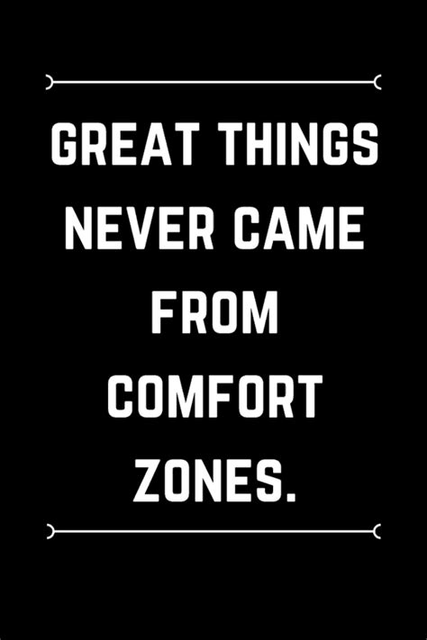 Comfort Zone Quotes by Comfort Zone Diy