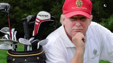 Golf Digest Disses The Donald by Donald Says Golf Should Be An Aspirational