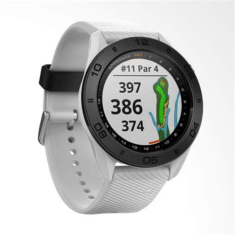 blibli garmin jual garmin approach s60 smartwatch white online harga