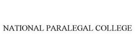 Entertainment Paralegal by National Paralegal College Trademark Of National Paralegal College Inc Serial Number