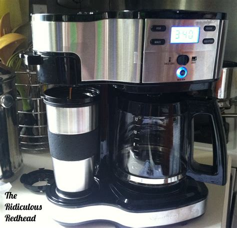 Ode to a Coffee Maker   The Ridiculous Redhead