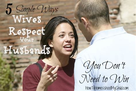 5 Easy Ways To Win The Marital Money Wars by 5 Simple Ways Respect Your Husbands Marriage On