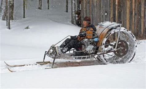 Bed Bug Nyc Steampunk Snowmobile 187 Funny Bizarre Amazing Pictures