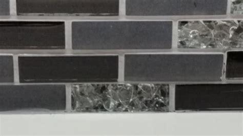 Kitchen backsplash and floor tile: seal grout