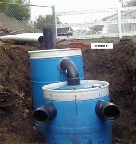 Construct A Small Septic System Diy And Crafts Pictures Tiny House Septic System