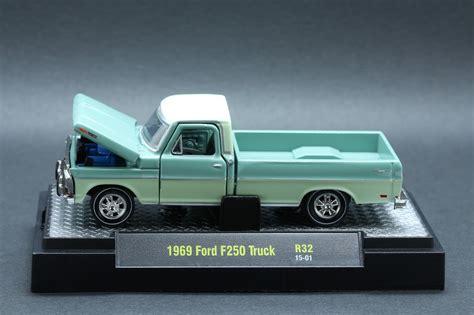 diecast ford trucks diecast hobbist 1969 ford f 250 truck