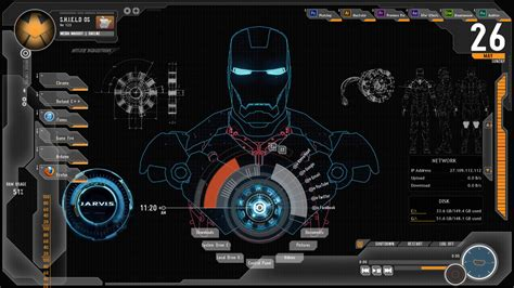 jarvis full version software free download turn your desktop to jarvis iron man by using rainmeter