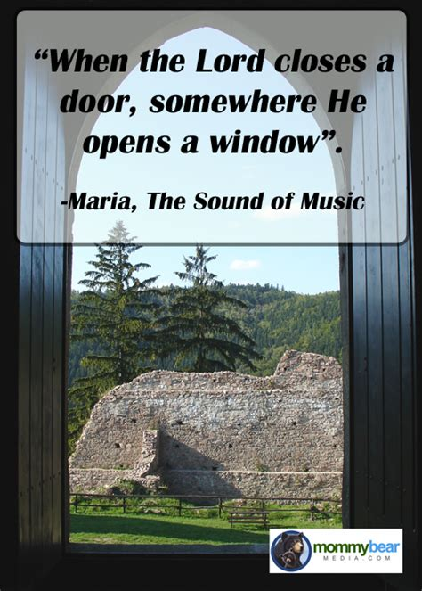 When A Door Closes A Window Opens by Is Of Opportunities