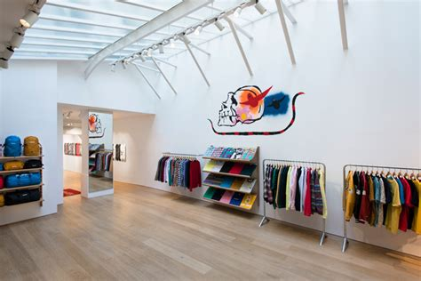 suprem shop supreme opens brinkworth designed flagship