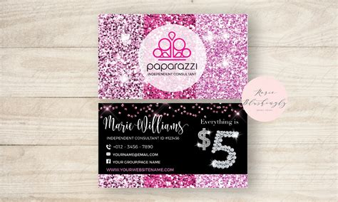 Order Paparazzi Business Cards