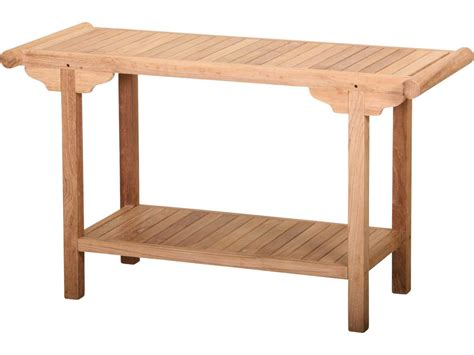 patio console table patio console table ponte mosaic outdoor console table