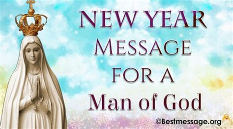 wish man of god happy new year with best messages new