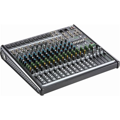Mixer Audio 16 Channel mackie profx16v2 16 channel sound reinforcement mixer profx16v2