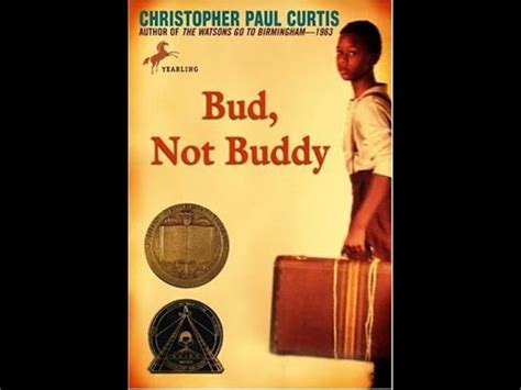 bud not buddy book report bud not buddy book trailer