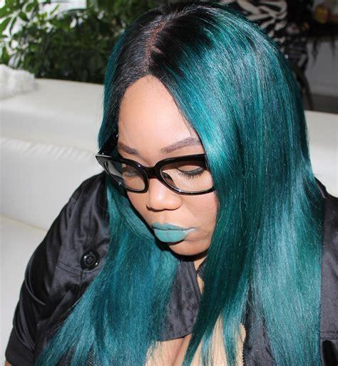 aquamarine hair color new hair aquamarine in the