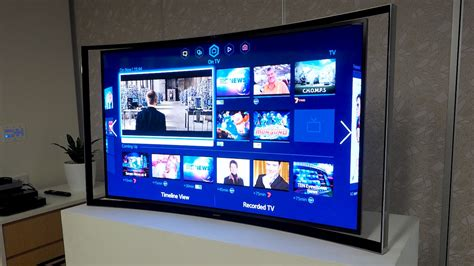 samsung curved oled tv australian on gizmodo australia