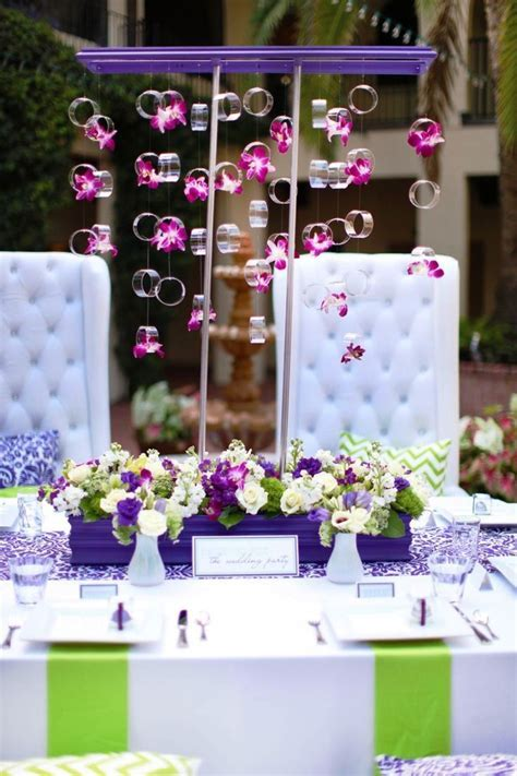 25 Purple Wedding Decorations Ideas   Wohh Wedding