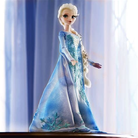 Disney Set Elsa Limited from disney s frozen limited edition elsa doll lego