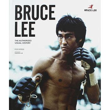 biography bruce lee book bruce lee the authorised visual history by steve