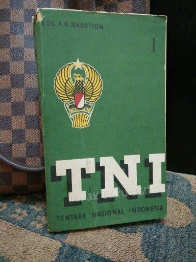 Asli Formularium Nasional Diskon jual tentara nasional indonesia 1 kol a h nasution di lapak lapak buku asli bukuasli