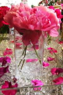 Oblong Vases Wedding Table Centerpieces Party Favors Ideas