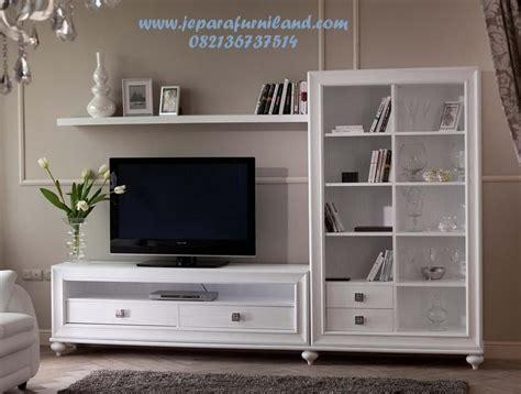 Meja Tv Kaca harga bufet tv minimalis jati model rak tv moderen