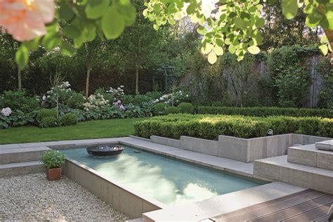 Garten Weiss Gestalten by Moderner Hausgarten In Gr 252 N Wei 223 Gestaltung Hirsch