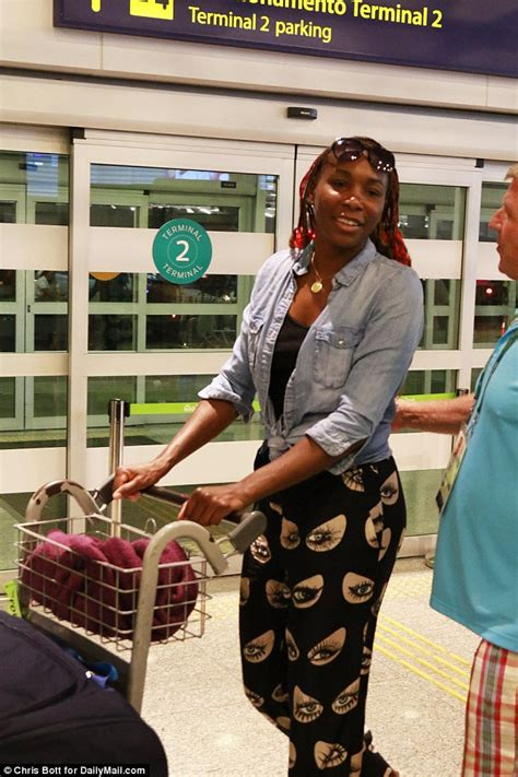 Stayback In Usa After Mba by Venus Williams Packs Medal To Lead Exodus Of Athletes