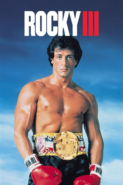 Rocky Iii 1982 Full Movie Rocky Iii 1982 The Movie
