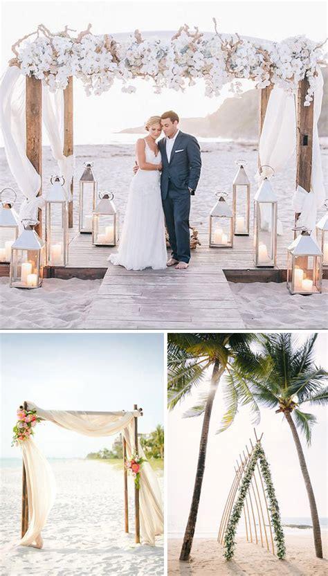 decorar la boda ideas para decorar el altar de tu boda