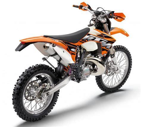 Ktm Exc 125 2013 Ktm 125 Exc 2013 Galerie Moto Motoplanete