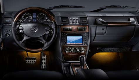 Mercedes G Class Interior by Mercedes G Class Black Interior 2011 Mercedes G