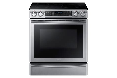 ne58k9560ws induction range with technology 5 8 cu ft samsung canada