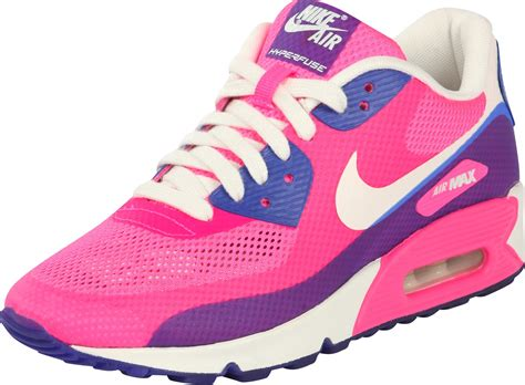 Nike Airmax 2014 Premium Quality nike air max 90 hyperfuse premium w shoes pink blue white