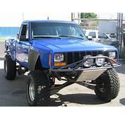 Jeep Comanche History Photos On Better Parts LTD